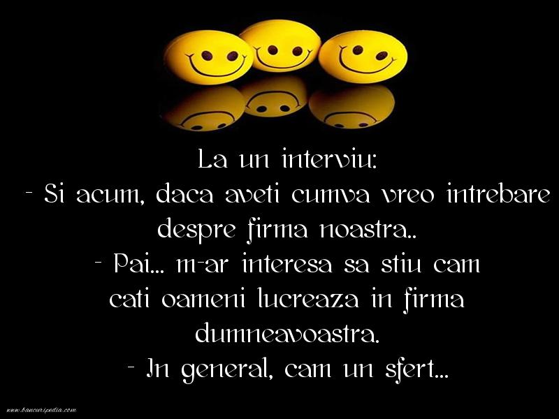 Glume - Nemunca