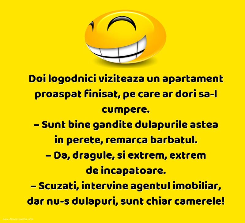 Glume - Apartamentul