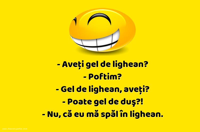 Glume - Gel de lighean