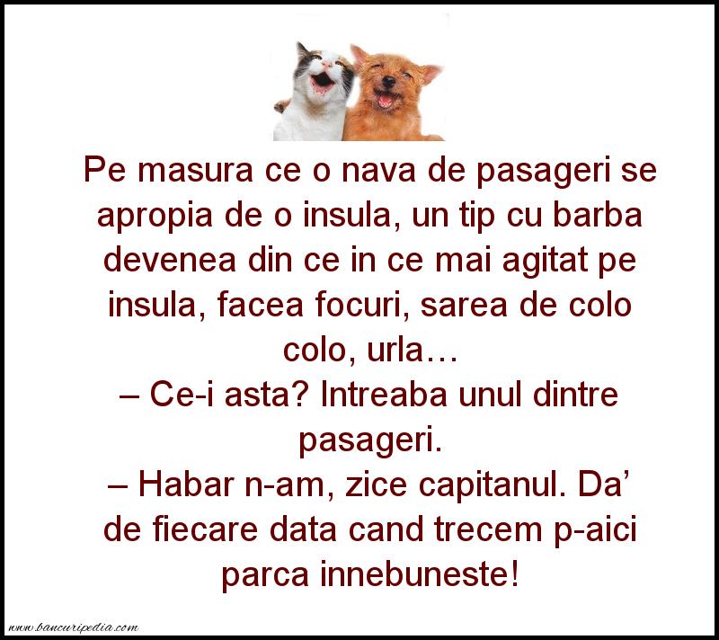 Glume - Pe insula