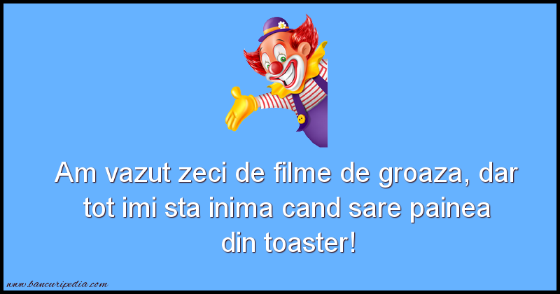 Glume - Toaster