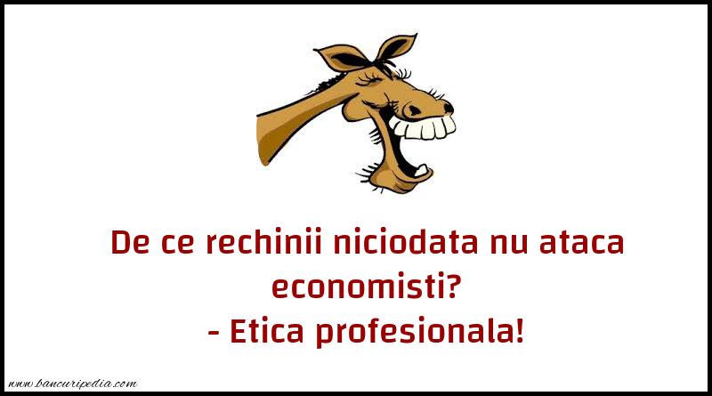 Glume - Etica profesionala