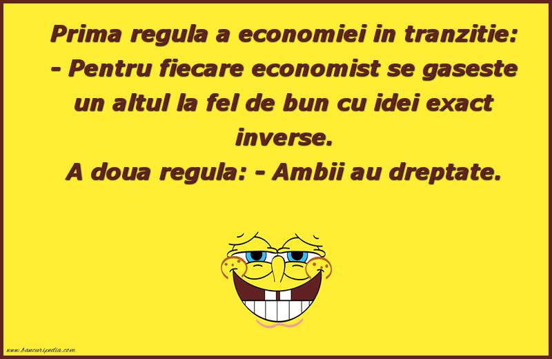 Glume - Reguli in economia de tranzitie