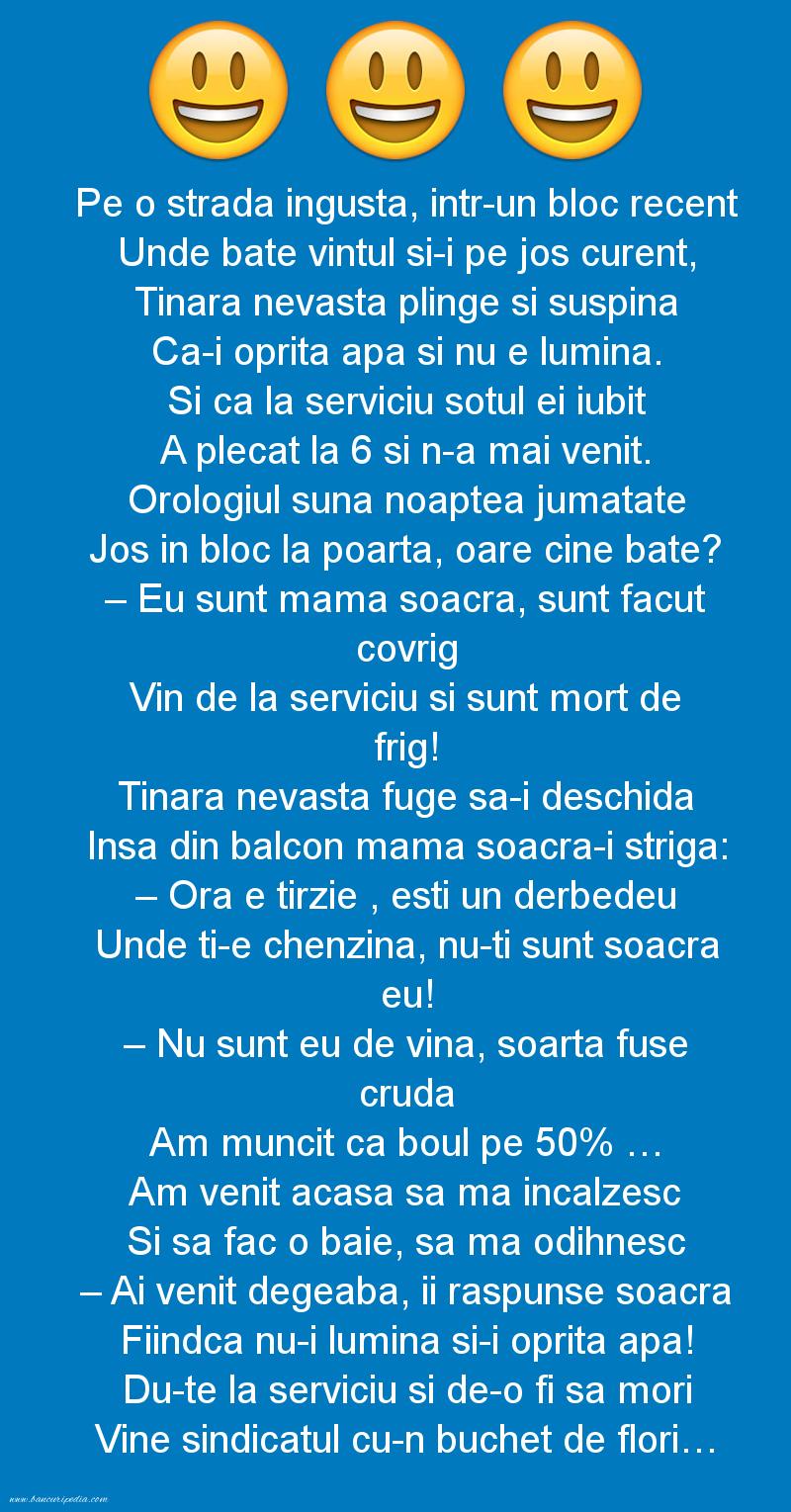 Poezii amuzante - Poezia bugetarului
